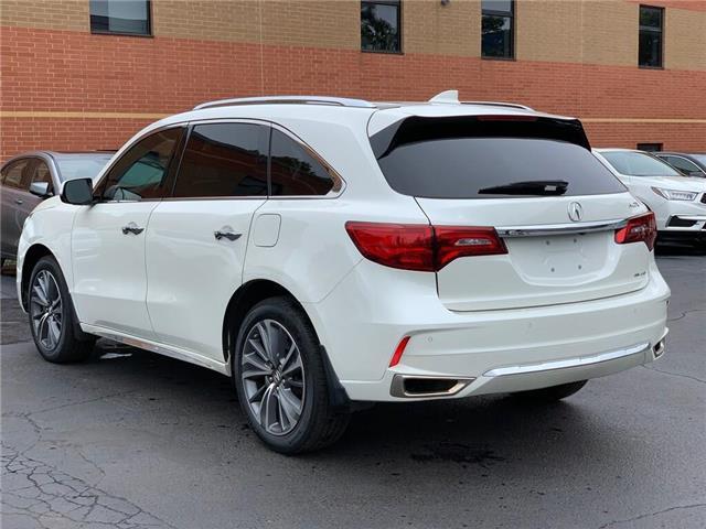 2017 Acura MDX Elite Package (Stk: 4093) in Burlington - Image 7 of 30