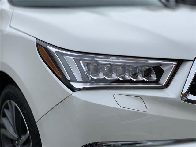 2017 Acura MDX Elite Package (Stk: 4093) in Burlington - Image 10 of 30