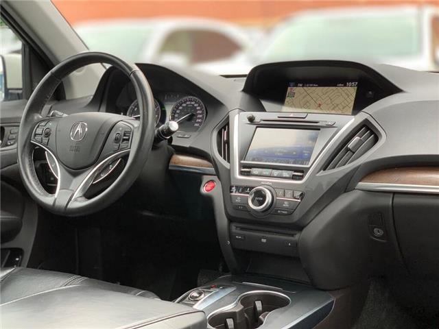 2017 Acura MDX Elite Package (Stk: 4093) in Burlington - Image 18 of 30