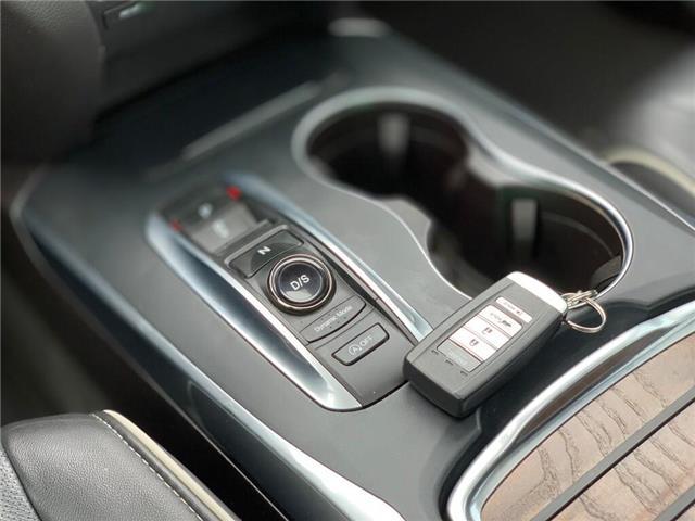 2017 Acura MDX Elite Package (Stk: 4093) in Burlington - Image 19 of 30