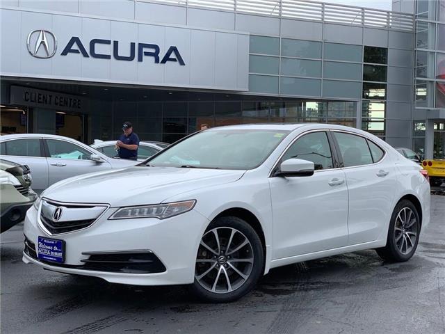 2016 Acura TLX Base (Stk: 4098) in Burlington - Image 1 of 27