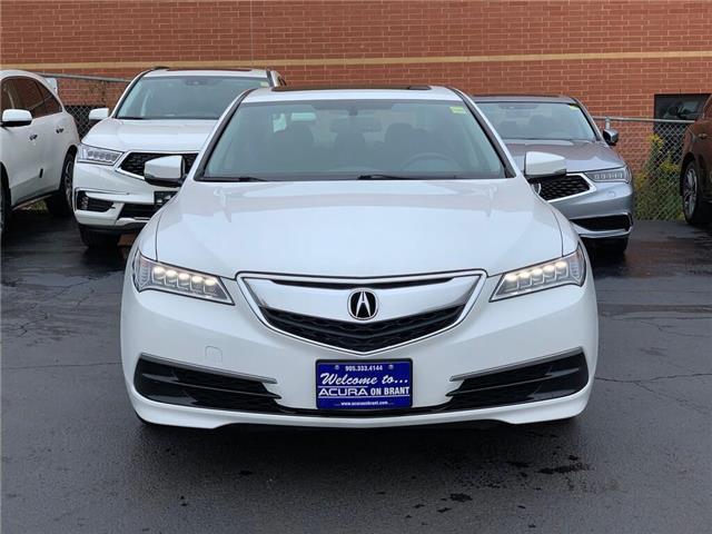 2016 Acura TLX Base (Stk: 4098) in Burlington - Image 3 of 27