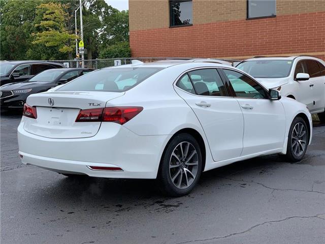 2016 Acura TLX Base (Stk: 4098) in Burlington - Image 7 of 27