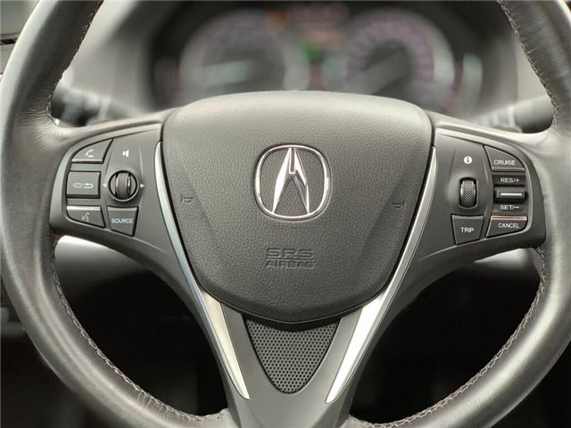 2016 Acura TLX Base (Stk: 4098) in Burlington - Image 15 of 27