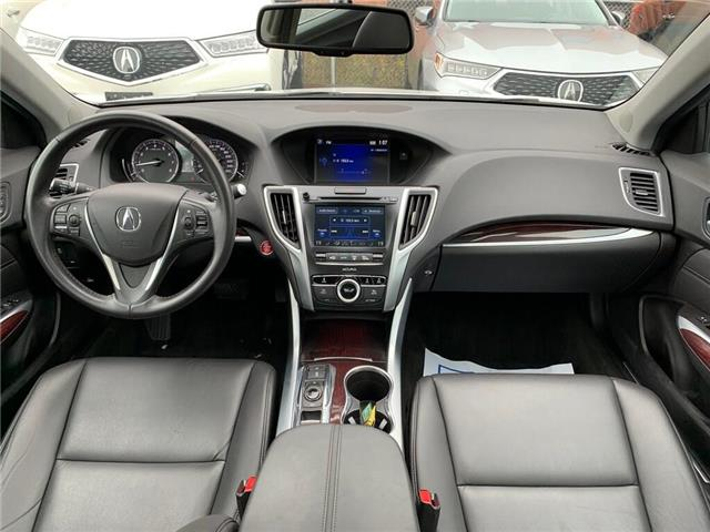 2016 Acura TLX Base (Stk: 4098) in Burlington - Image 17 of 27