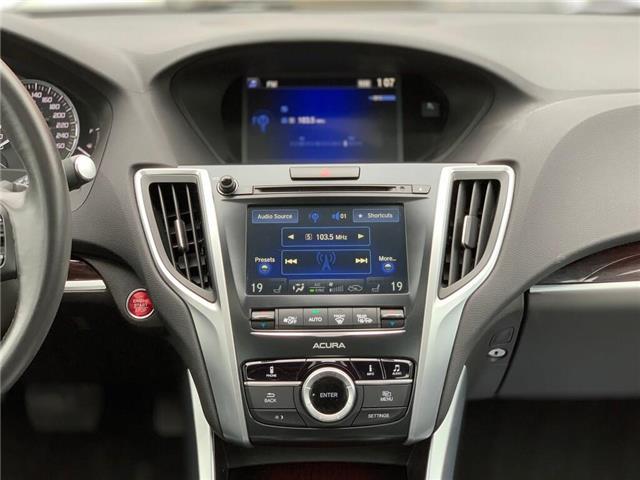 2016 Acura TLX Base (Stk: 4098) in Burlington - Image 20 of 27