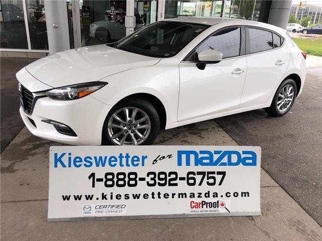 2018 Mazda Mazda3 Sport  (Stk: 35659A) in Kitchener - Image 1 of 29