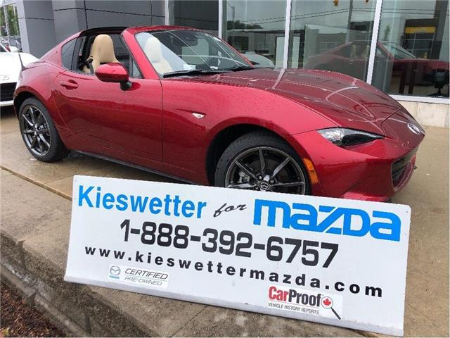 2019 Mazda MX-5 RF GT (Stk: 35327) in Kitchener - Image 1 of 28