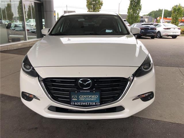2017 Mazda Mazda3 GT (Stk: 35813A) in Kitchener - Image 9 of 30