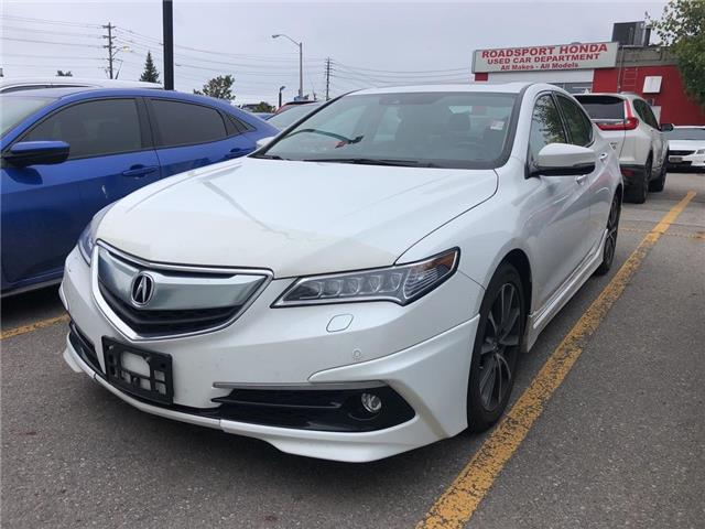 2015 Acura TLX Elite (Stk: 58795EA) in Scarborough - Image 1 of 1