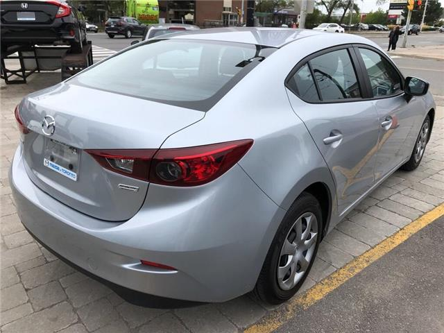 2017 Mazda Mazda3 GX (Stk: P2480) in Toronto - Image 4 of 20