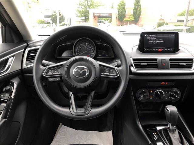 2017 Mazda Mazda3 GX (Stk: P2480) in Toronto - Image 11 of 20