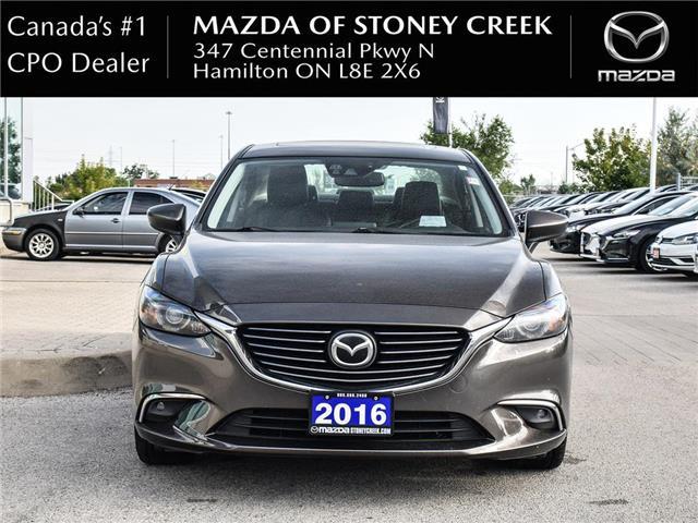2016 Mazda MAZDA6 GT (Stk: SU1375) in Hamilton - Image 2 of 24