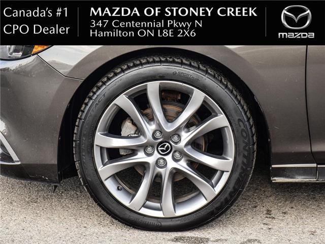 2016 Mazda MAZDA6 GT (Stk: SU1375) in Hamilton - Image 8 of 24