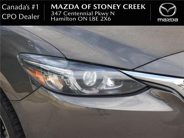 2016 Mazda MAZDA6 GT (Stk: SU1375) in Hamilton - Image 9 of 24