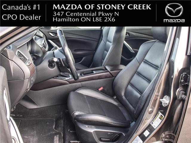 2016 Mazda MAZDA6 GT (Stk: SU1375) in Hamilton - Image 13 of 24