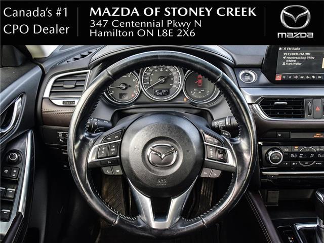 2016 Mazda MAZDA6 GT (Stk: SU1375) in Hamilton - Image 17 of 24