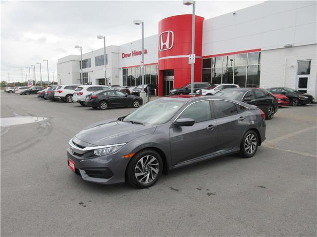 2016 Honda Civic EX (Stk: SS3632) in Ottawa - Image 1 of 16