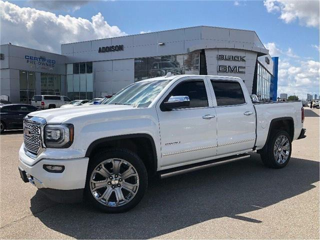 2017 GMC Sierra 1500 Denali (Stk: U150333) in Mississauga - Image 1 of 23