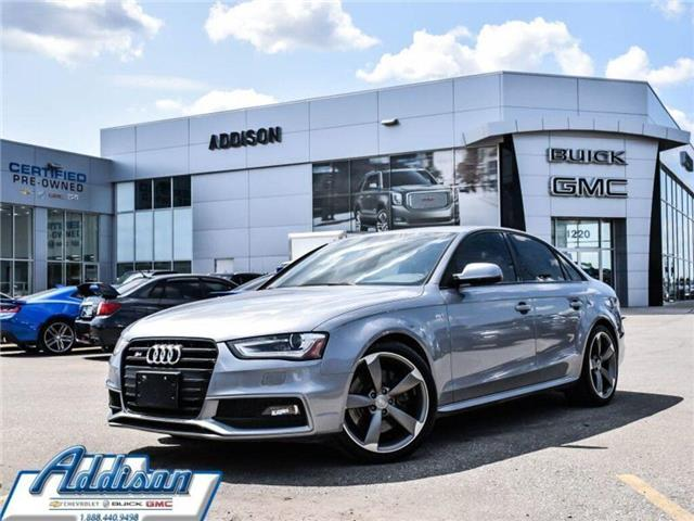 2015 Audi S4 3.0T Technik (Stk: U090825) in Mississauga - Image 1 of 27