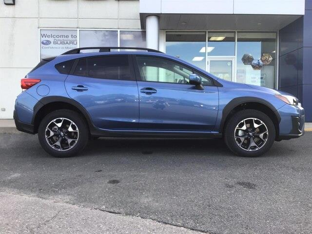 2019 Subaru Crosstrek Sport (Stk: S4021) in Peterborough - Image 7 of 9