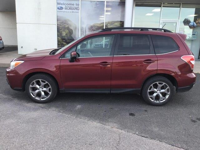 2015 Subaru Forester 2.5i Touring (Stk: S4010A) in Peterborough - Image 3 of 13