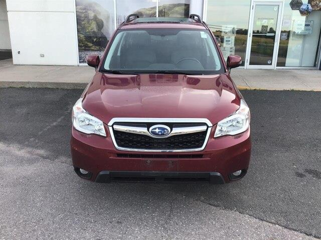 2015 Subaru Forester 2.5i Touring (Stk: S4010A) in Peterborough - Image 4 of 13