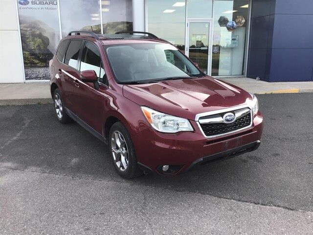 2015 Subaru Forester 2.5i Touring (Stk: S4010A) in Peterborough - Image 6 of 13