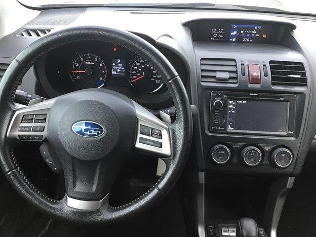 2015 Subaru Forester 2.5i Touring (Stk: S4010A) in Peterborough - Image 10 of 13
