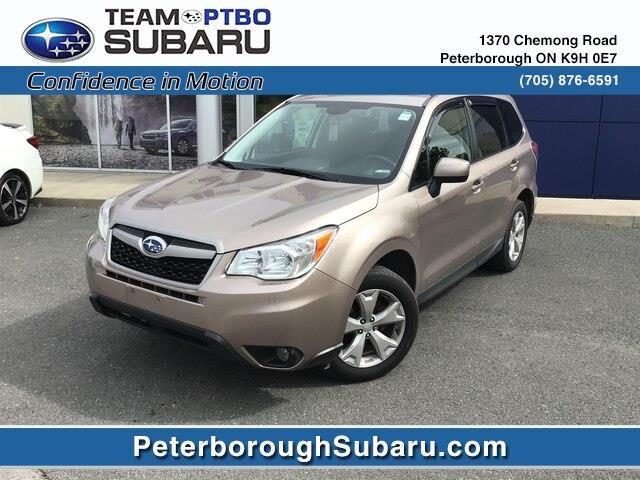 2016 Subaru Forester 2.5i Touring (Stk: S4015A) in Peterborough - Image 1 of 17
