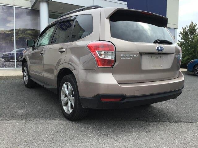 2016 Subaru Forester 2.5i Touring (Stk: S4015A) in Peterborough - Image 9 of 17