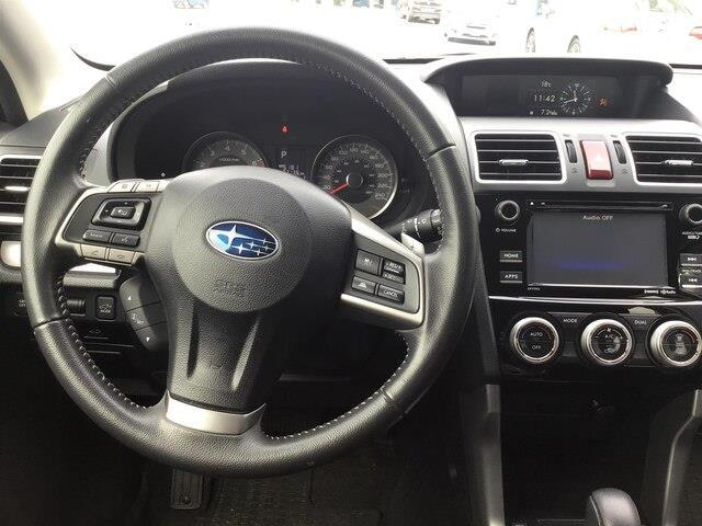 2016 Subaru Forester 2.5i Touring (Stk: S4015A) in Peterborough - Image 11 of 17