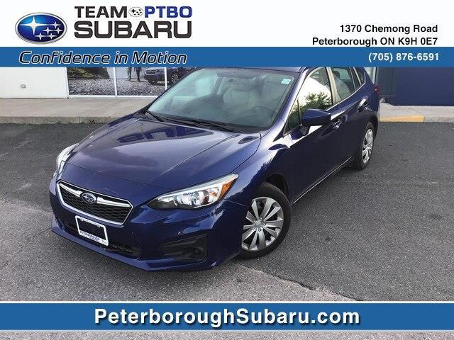2016 Subaru Impreza 2.0i (Stk: SP0276) in Peterborough - Image 1 of 20