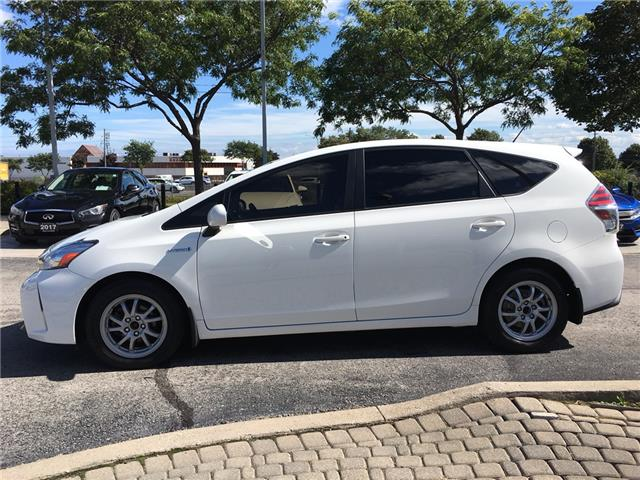 2016 Toyota Prius v Base (Stk: 1794W) in Oakville - Image 4 of 26