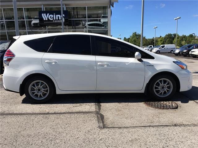 2016 Toyota Prius v Base (Stk: 1794W) in Oakville - Image 8 of 26