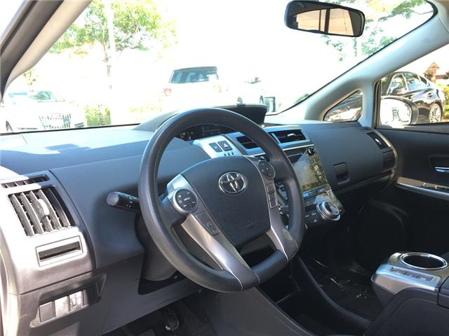 2016 Toyota Prius v Base (Stk: 1794W) in Oakville - Image 13 of 26