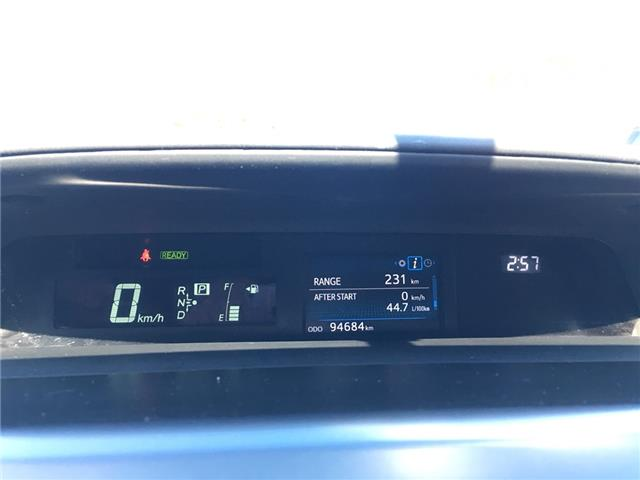 2016 Toyota Prius v Base (Stk: 1794W) in Oakville - Image 17 of 26