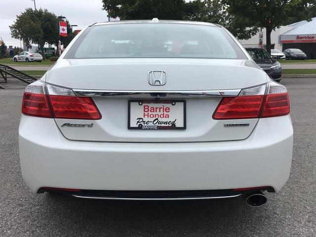 2014 Honda Accord Touring (Stk: U14335) in Barrie - Image 22 of 27
