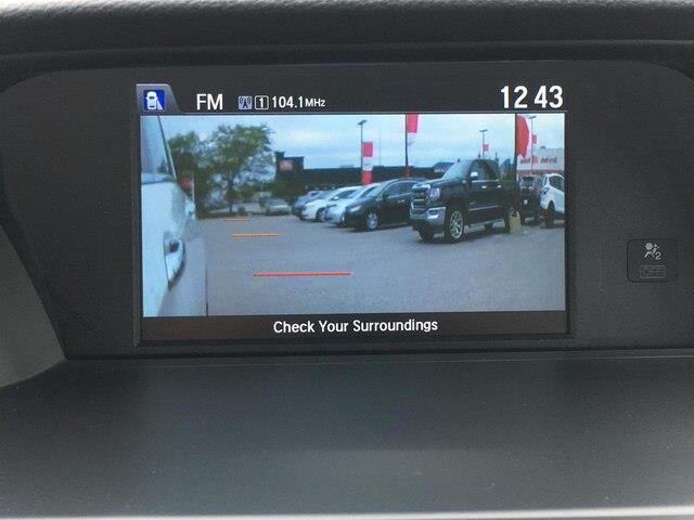 2014 Honda Accord Touring (Stk: U14335) in Barrie - Image 27 of 27