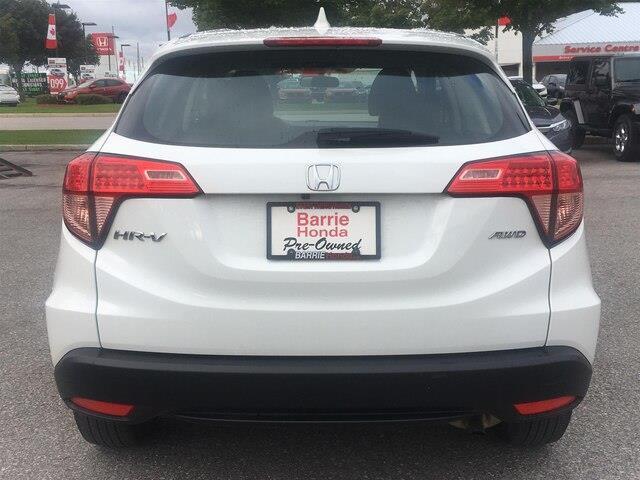 2018 Honda HR-V LX (Stk: U18185) in Barrie - Image 21 of 24