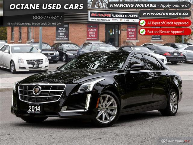 2014 Cadillac CTS 3.6L Luxury (Stk: ) in Scarborough - Image 1 of 25