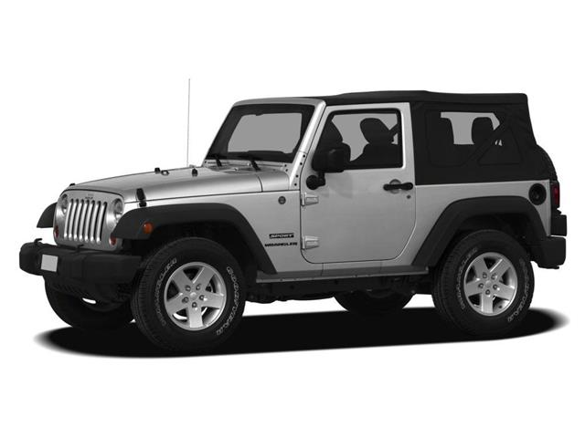 2012 Jeep Wrangler Sport (Stk: U5394A) in Woodstock - Image 1 of 1