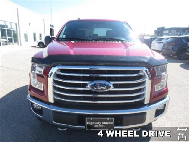 2016 Ford F-150 XLT (Stk: M19091A) in Steinbach - Image 1 of 26