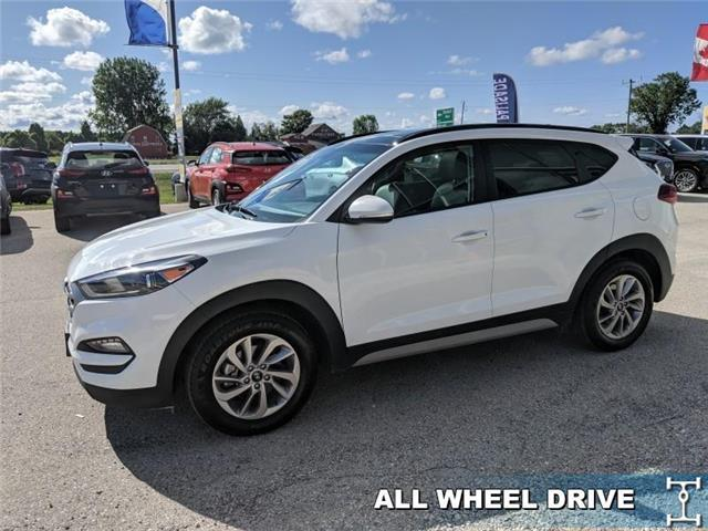 2018 Hyundai Tucson SE (Stk: 95035) in Goderich - Image 2 of 15