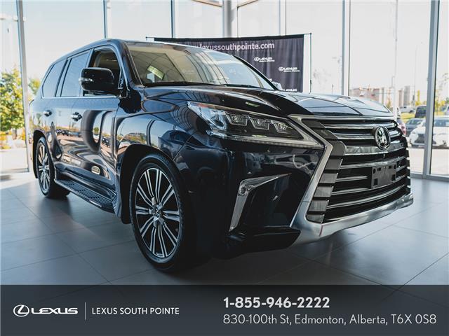 2018 Lexus LX 570 Base (Stk: L900755A) in Edmonton - Image 1 of 29