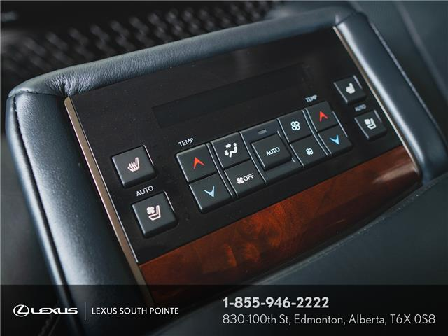 2018 Lexus LX 570 Base (Stk: L900755A) in Edmonton - Image 26 of 29