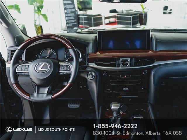 2018 Lexus LX 570 Base (Stk: L900755A) in Edmonton - Image 8 of 29