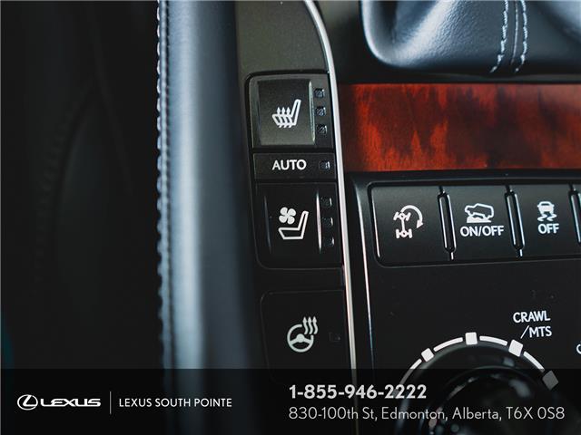 2018 Lexus LX 570 Base (Stk: L900755A) in Edmonton - Image 18 of 29