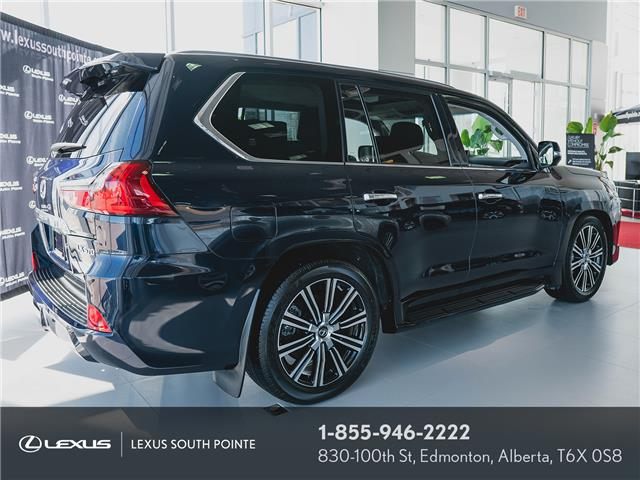 2018 Lexus LX 570 Base (Stk: L900755A) in Edmonton - Image 3 of 29