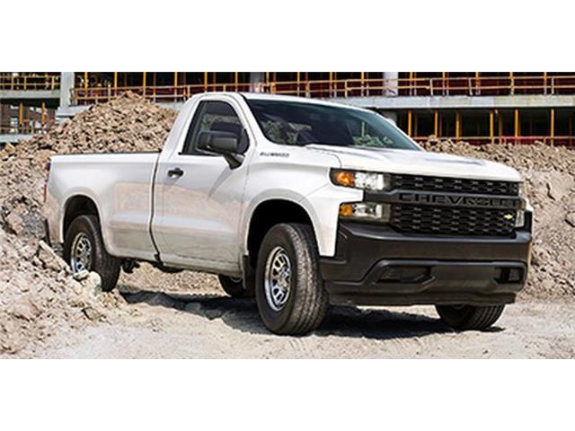2019 Chevrolet Silverado 1500 Work Truck (Stk: 19-203) in Trail - Image 1 of 1